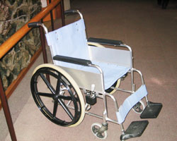 くらし 福祉機器の貸し出し 車椅子